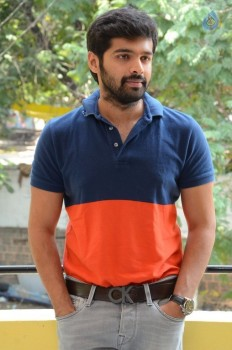 Hero Adith Arun Photos