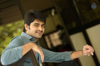 Hero Naga Shourya Photos