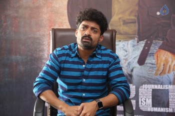 Kalyan Ram Interview Photos