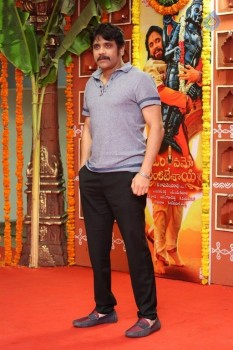 King Nagarjuna New Photos