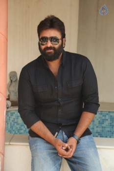 Nara Rohit Shankara Interview Photos