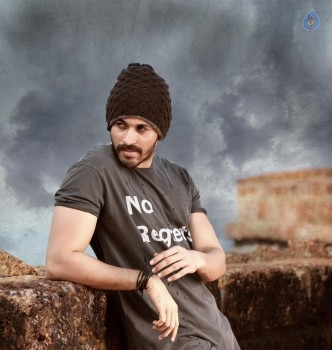 Rogue Movie Hero Ishan Photos