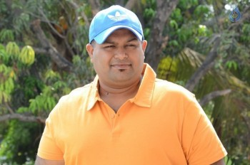 S.S Thaman Interview Photos
