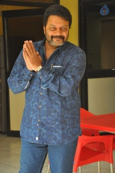 Sai Kumar Interview Photos