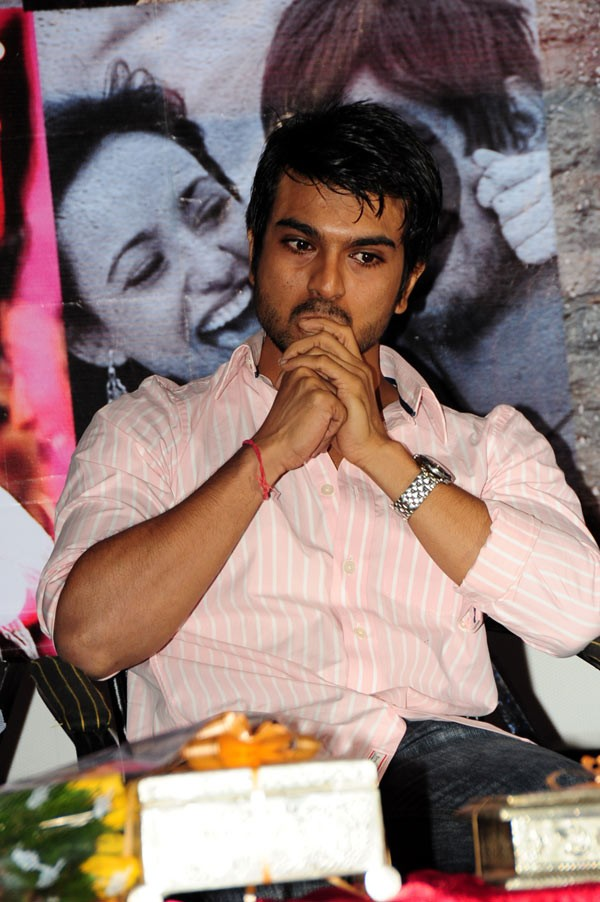Ram Charan Teja Kurradu Audio Release Function Photo