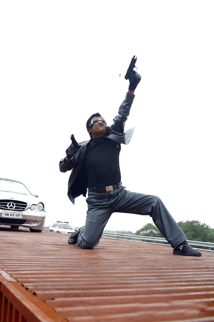 Rajinikanth Robo Movie New Stills - 3 / 16 photos