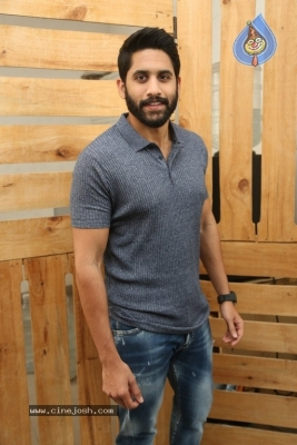 Naga Chaitanya Intreview Photos - 2 of 14