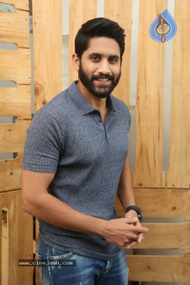 Naga Chaitanya Intreview Photos - 5 of 14