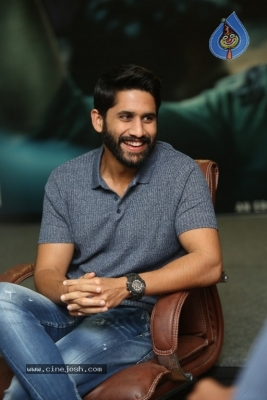 Naga Chaitanya Intreview Photos - 8 of 14