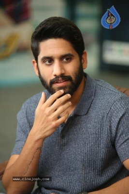Naga Chaitanya Intreview Photos - 13 of 14