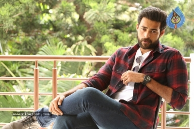 Varun Tej Interview Photos - 1 of 19