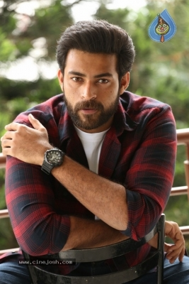 Varun Tej Interview Photos - 5 of 19