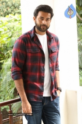 Varun Tej Interview Photos - 8 of 19