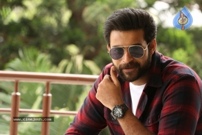 Varun Tej Interview Photos - 9 of 19