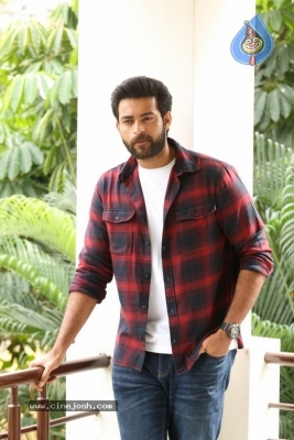 Varun Tej Interview Photos - 12 of 19