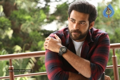 Varun Tej Interview Photos - 14 of 19