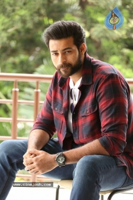 Varun Tej Interview Photos - 16 of 19