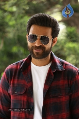 Varun Tej Interview Photos - 17 of 19