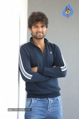Vijay Deverakonda Interview Photos - 1 of 33