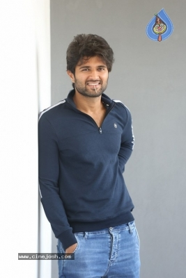 Vijay Deverakonda Interview Photos - 2 of 33