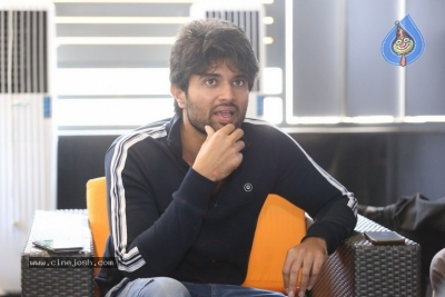 Vijay Deverakonda Interview Photos - 3 of 33