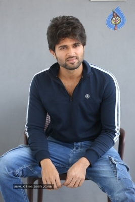 Vijay Deverakonda Interview Photos - 4 of 33