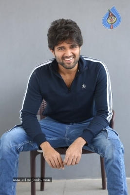 Vijay Deverakonda Interview Photos - 5 of 33