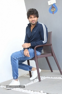 Vijay Deverakonda Interview Photos - 6 of 33