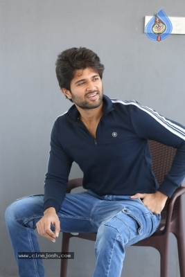 Vijay Deverakonda Interview Photos - 11 of 33