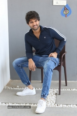Vijay Deverakonda Interview Photos - 16 of 33