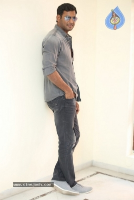 Vishal Interview Photos - 2 of 18
