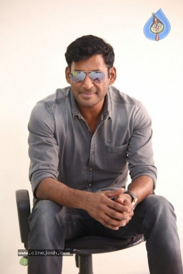 Vishal Interview Photos - 3 of 18