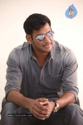 Vishal Interview Photos - 5 of 18