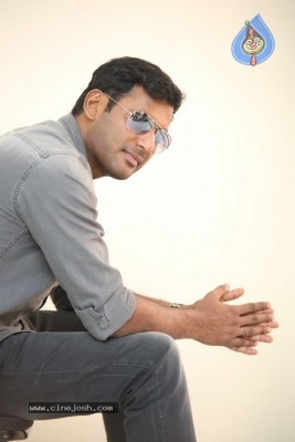 Vishal Interview Photos - 6 of 18