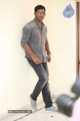 Vishal Interview Photos - 7 of 18