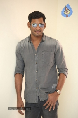 Vishal Interview Photos - 8 of 18