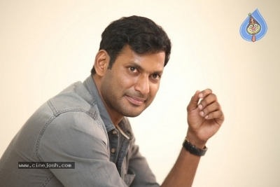 Vishal Interview Photos - 9 of 18