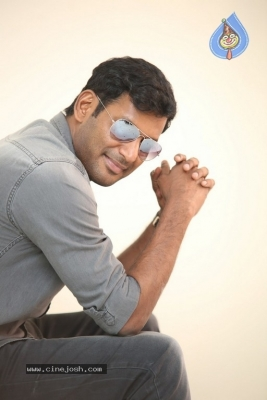 Vishal Interview Photos - 13 of 18