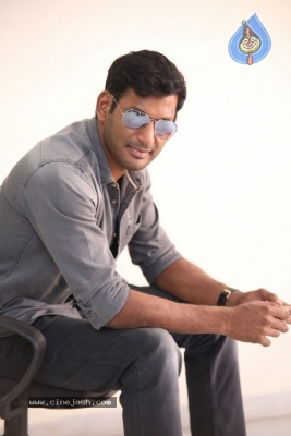 Vishal Interview Photos - 14 of 18