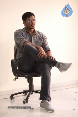 Vishal Interview Photos - 15 of 18