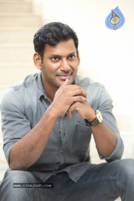 Vishal Interview Photos - 16 of 18