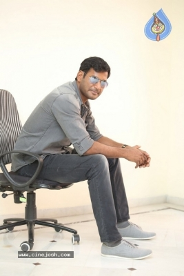 Vishal Interview Photos - 17 of 18