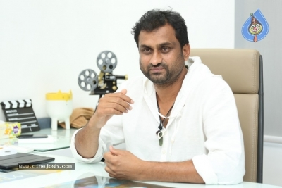 Yatra Movie Director Mahi V Raghav Interview Photos - 2 of 9