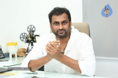 Yatra Movie Director Mahi V Raghav Interview Photos - 3 of 9