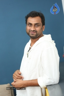 Yatra Movie Director Mahi V Raghav Interview Photos - 8 of 9