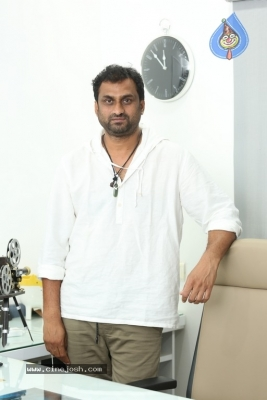Yatra Movie Director Mahi V Raghav Interview Photos - 9 of 9