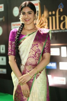 Adah Sharma at IIFA Utsavam :28-03-2017