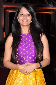 Anasuya Photos :10-01-2016