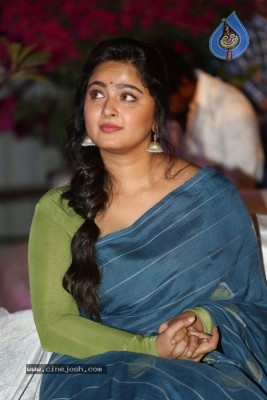 Anushka Shetty at AWE Pre Release Event :31-01-2018