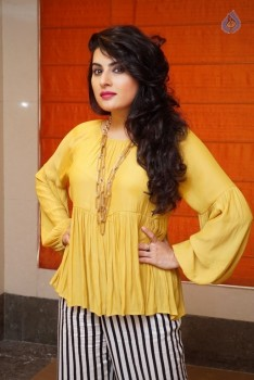 Archana New Gallery :04-08-2016